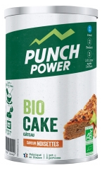 Punch Power Hazelnut Flavoured Biocake 400g