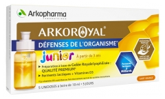 Arkopharma Arko Royal Junior Defenses of the Organism 5 Single Doses