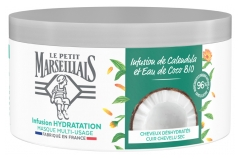 Le Petit Marseillais Masque Multi-Usage Infusion Hydratation 300 ml