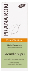 Pranarôm Lavandin Super Essential Oil (Lavandula x Intermedia Clone Super) Organic 30ml