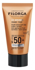 Filorga UV-BRONZE Face Anti-Ageing Sun Fluid SPF50+ 40ml