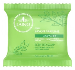 Laino Scented Soap with Green Tea 75g