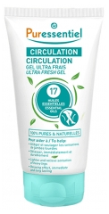 Puressentiel Circulation Ultra Fresh Gel with 17 Essential Oils