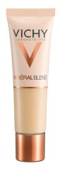 Vichy Minéralblend 16HR Hold Fresh Complexion Hydrating Foundation 30ml - Tint : 01 Clay