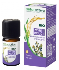 Naturactive Essential Oil Red Myrtle (Myrtus communis L.) 5ml