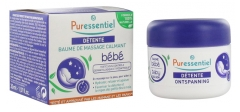 Puressentiel Rest & Relax Soothing Massage Balm Baby 30ml