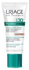 Uriage Hyséac 3-Regul Global Tinted Skin-Care SPF 30 40ml