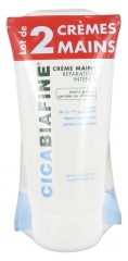 CicaBiafine Intense Repair Hands Cream 2 x 75ml