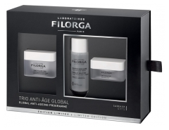 Filorga TIME-FILLER EYES Coffret Trio Anti-Âge Global