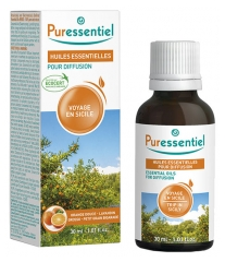 Puressentiel Essential Oils for Diffusion Trip in Sicily 30ml