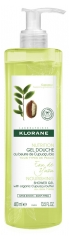Klorane Nourishing Shower Gel with Organic Cupuaçu Butter Yuzu Infusion 400ml