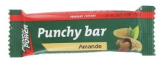 Punch Power Punchy Bar 30 g - Saveur : Amande