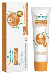 Puressentiel Muscles & Joints Gel with 14 Essential Oils 60ml