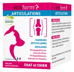 Vetoform Joint Dog and Cat 100g