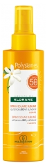 Klorane Polysianes Spray Solar Sublime with Organic Tamanu and Monoï SPF50 200ml