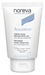 Noreva Aquareva Repairing Hand Cream 24H 50ml