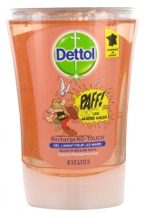 Dettol Recharge No-Touch Gel Antibactérien Pamplemousse 250 ml