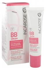 Incarose Extra Pure Hyaluronic BB Cream Multi-Activo SPF 15 30 ml
