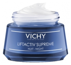 Vichy LiftActiv Supreme Corrective Care Anti-Wrinkles and Firmness Night 50ml