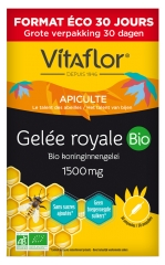 Vitaflor Royal Jelly 1 500mg Organic 30 Phials
