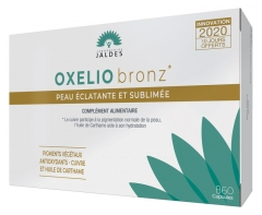 Jaldes Oxelio Bronz' Radiant and Sublimated Skin 60 Capsules