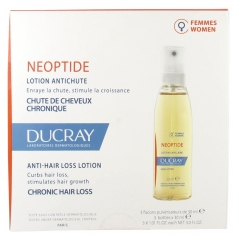 Ducray Neoptide Women Anti-Hair Loss Treatment Lotion 3 x 30ml