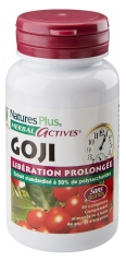 Natures Plus Herbal Actives Goji Extended Release 30 Tablets