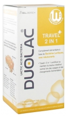 Duolac Travel+ 2in1 30 Comprimés