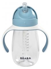 Béaba Straw Cup 300ml 8 Months and +