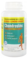 Granions Chondrostéo + Joints 270 Tablets of which 90 Free