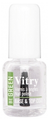 Vitry Nail Care Varnish 2in1 Base Coat and Top Coat 10ml