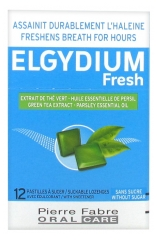 Elgydium Fresh 12 Lozenges to Be Sucked