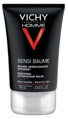 Vichy Homme Sensi-Balm Ca Soothing After-Shave 75ml