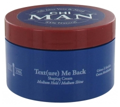 CHI Man Text(ure) Me Back Shaping Cream 85g
