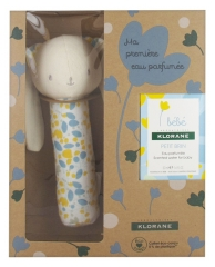 Klorane Baby Set My First Scented Water + Baby Accessory