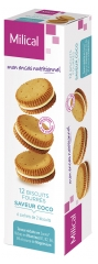 Milical 12 Dietetic Filled Biscuits