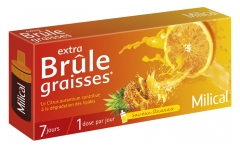 Milical Extra Pineapple Fats Burner 7 Single Doses