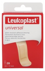 Essity Leukoplast Universal 20 Pansements 19 x 72 mm