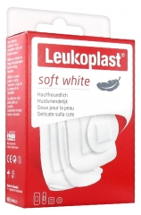 BSN medical Leukoplast Soft White 30 Pansements