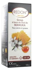 Redon Manuka Honey Based Syrup 180g