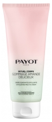 Payot Body Energy Exfoliating Melt-In Cream Almond 200ml
