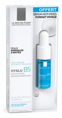 La Roche-Posay Hyalu B5 Plumping Repair Anti-Wrinkle Care 40ml + Plumping Repair Anti-Wrinkle Serum Concentrate 10ml Free
