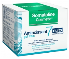 Somatoline Cosmetic Reductor 7 Noches Ultra Intensivo Gel Fresco 400 ml