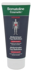 Somatoline Cosmetic Homme Abdominaux Top Définition 200 ml