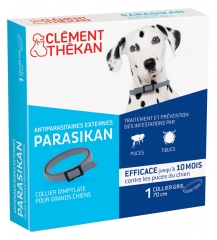 Clément Thékan Parasikan Dimpylate Collar For Big Dogs