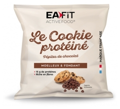 Eafit The Protein Cookie Chocolate Chips 50g