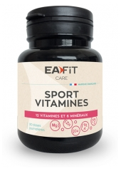 Eafit Muscle Construction Sport Vitamins 60 Capsules