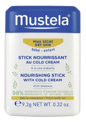 Mustela Nourishing Stick with Cold Cream 9.2g