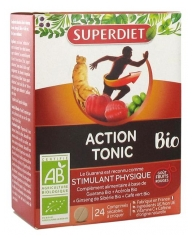 Super Diet Action Tonic Organic 24 Tablets