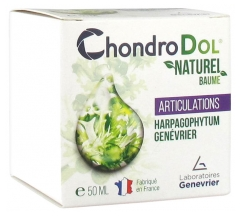 Laboratoires Genevrier ChondroDol Naturel Articulations Baume 50 ml